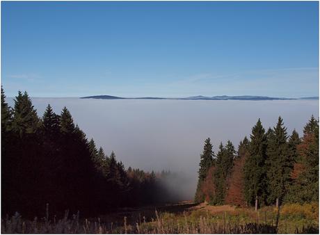 Tot boven de wolken (2)