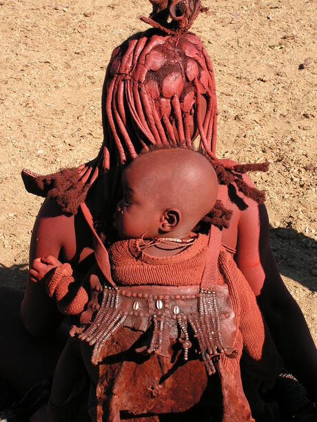 Namibië - Himba's