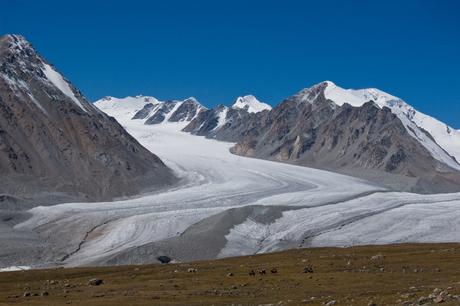 Alexander Gletsjer Mongolië