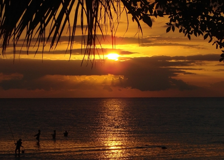 Sunset Lovina Bali