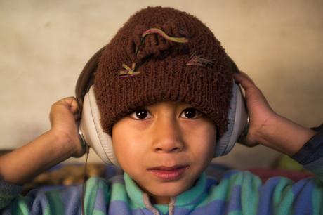 Headphone Kid