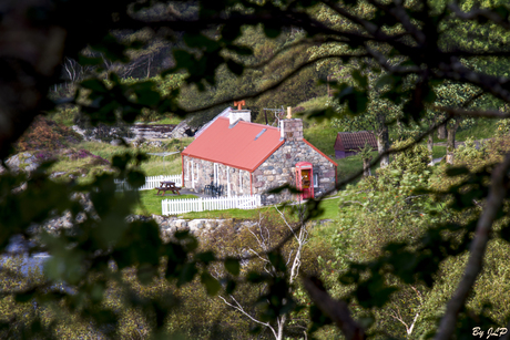 Seashore cottage Lochinver!