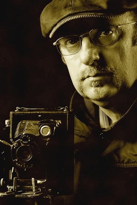 Zelfportret als fotograaf