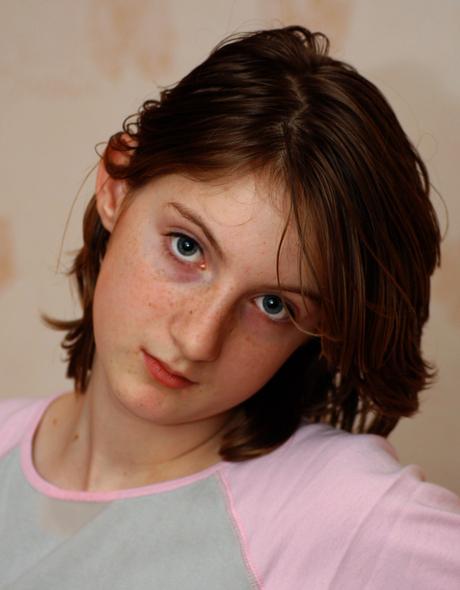 Nadja - spontaan portret
