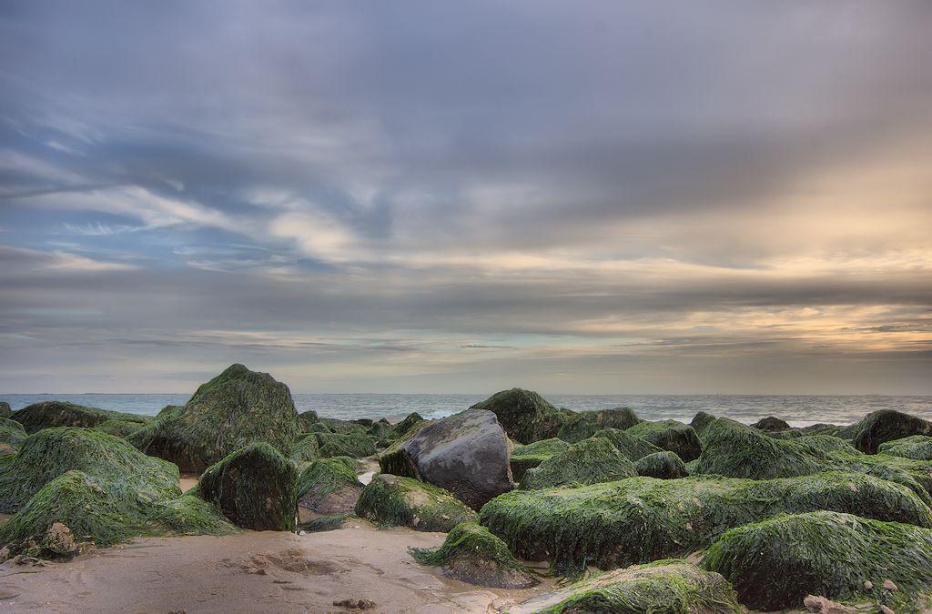 Zoutelande - Avondopname Zoutelande. Blijft toch heerlijk om in de avond over het strand te struinen. - foto door fer68 op 01-02-2018