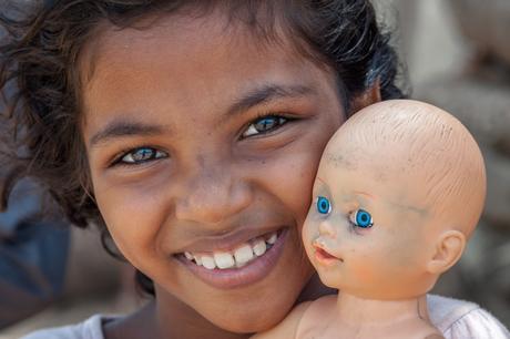Vier ogen in Negombo
