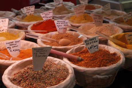 Markt in Frankrijk