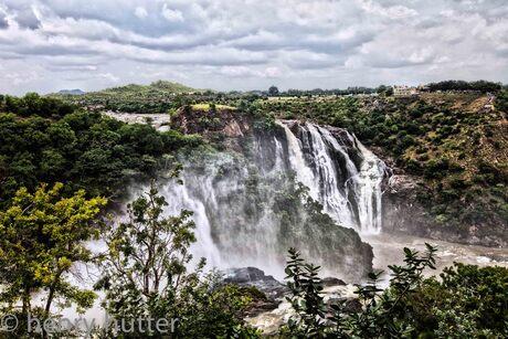 Shivasamudram Water Falls