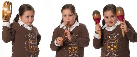 Muzikaal trio Rianne