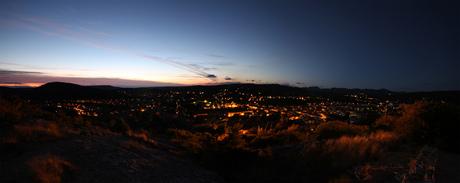 Panorama Vaison Medieval