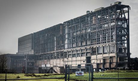 Sloop van IJsselfabriek Zwolle