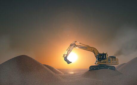 Excavating the sun