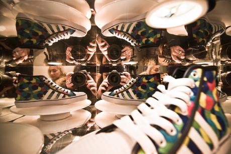 Sneaker Reflections