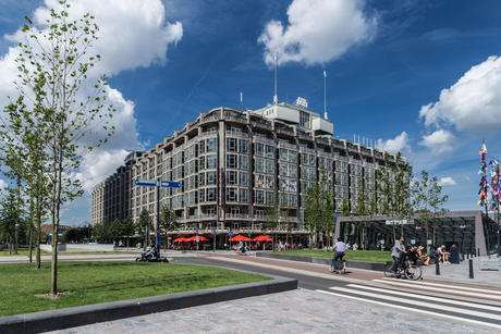 Groothandelsgebouw Rotterdam