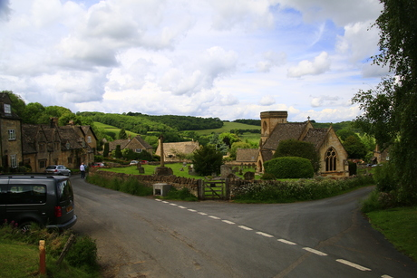 Snowshill Cotswolds