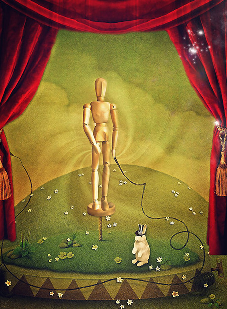 Puppet Theatre ...