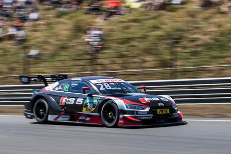Loïc Duval - Audi RS5DTM
