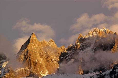 Winters Chamonix
