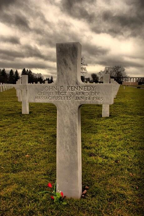 Goodbye soldier..