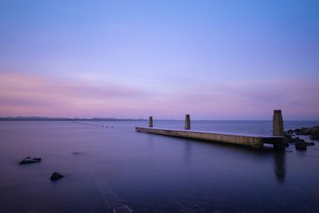 Steiger Oostvoorne meer