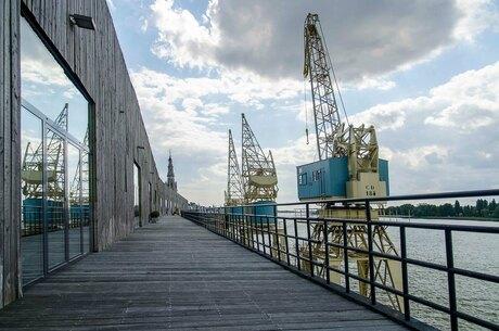 Antwerpen havengebied