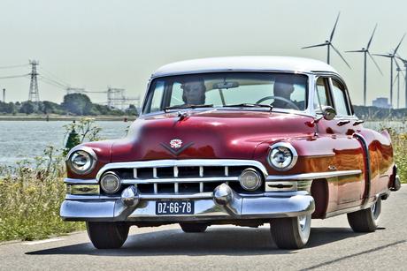 Cadillac Sedan 1952 (4269)