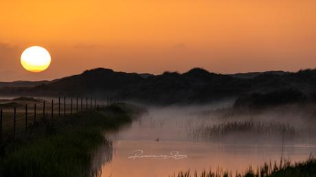 Een mooi stukje Texel om bij weg te dromen