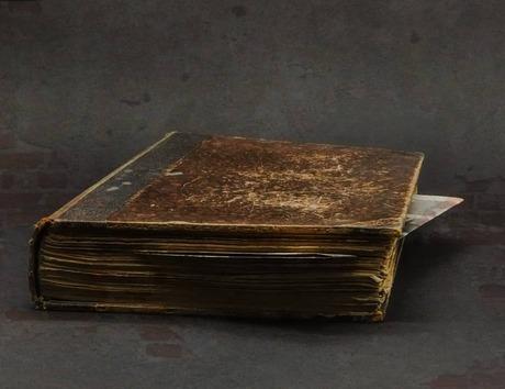 Oud boek.