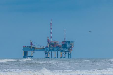 Noordzee bij Ameland