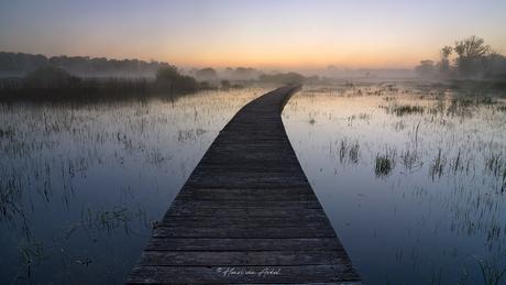 Loopbrug Empese Tondense Heide