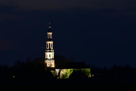 Mariakerk in Uithuizermeeden