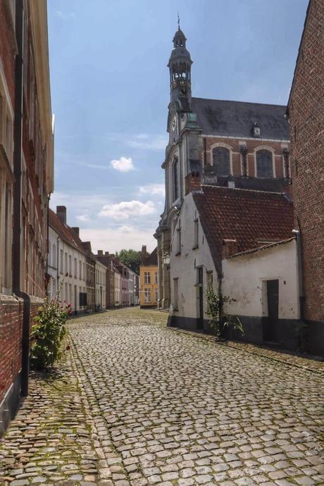 Begijnhof in Lier.