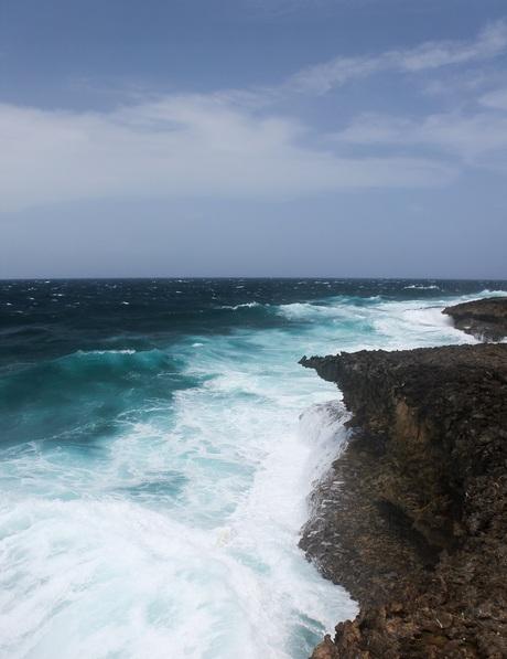 De zee symboliseert oneindigheid