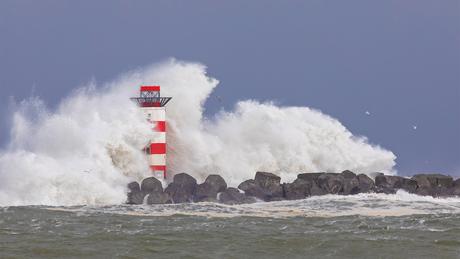 Storm Noordpier
