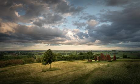 Landschap, les Ancêtres