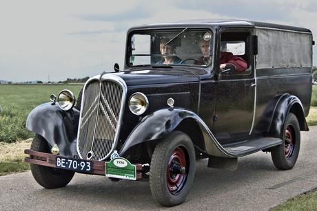 Citroën 11 UB Boulangère 1936 (8228)