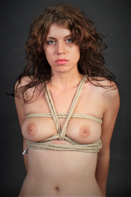 Kristina (breast bondage)