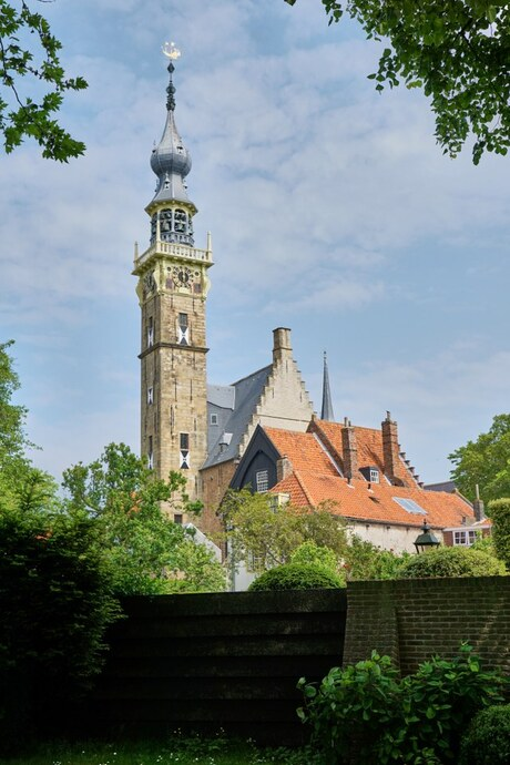 Toren gemeentehuis
