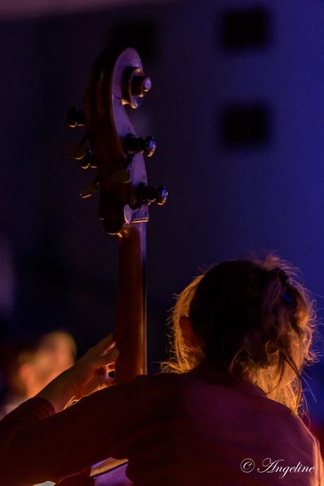 Music brings light