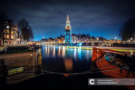 Old Amsterdam @ Night