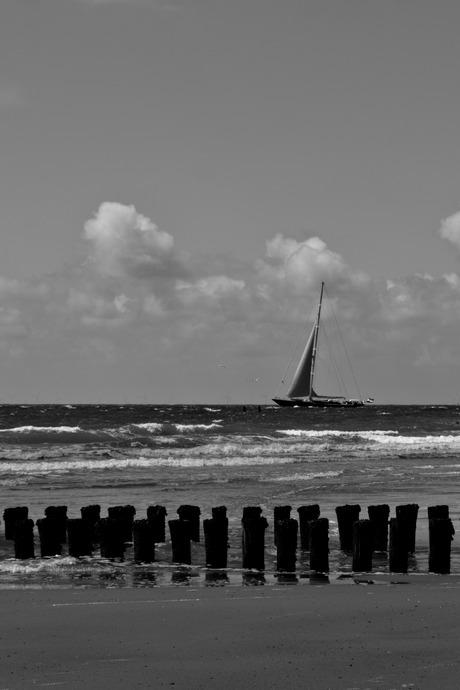 Zeilboot ...