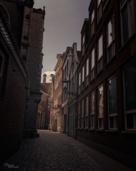Amsterdam verlaten