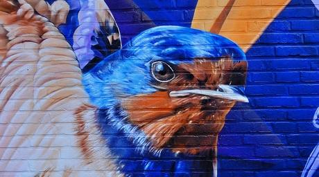 muurschilderint Fokkesteeg Nieuwegein