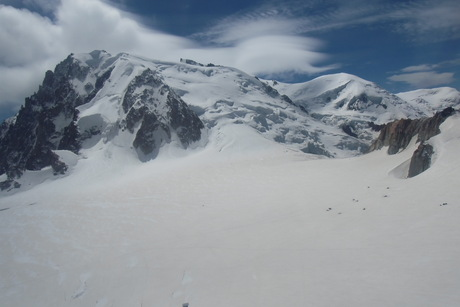 Mont Blanc de Tacul area