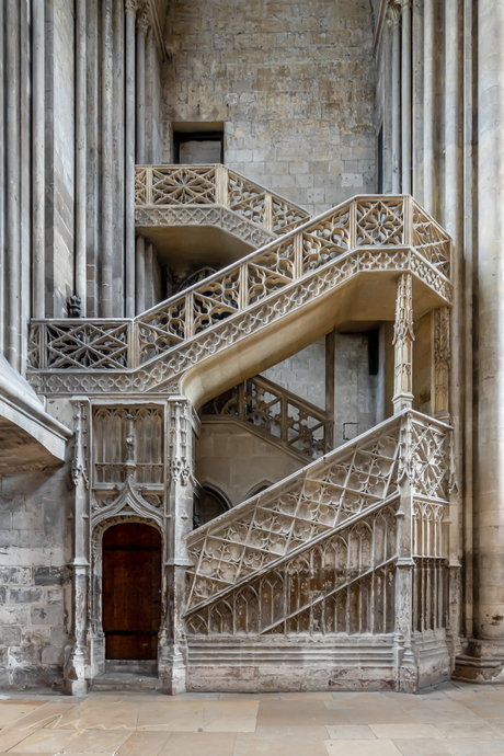 the Mother of all Stairs