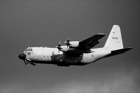 Belgische C-130 Hercules