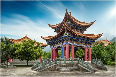 ChongSheng temple - Dali (CH)