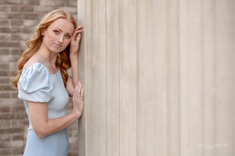 Model: Laura Casparie