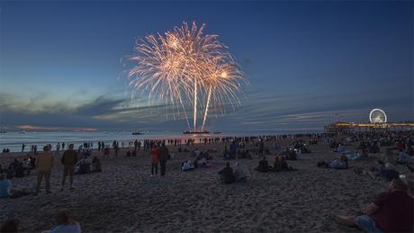Scheveningen vuurwerkfestival
