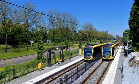 tramhalte Wijkersloot